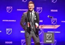 Dejvid Bekam David Beckham MLS